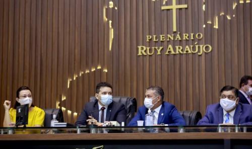 Formada comissão especial de impeachment do governador Wilson Lima e vice Carlos Almeida