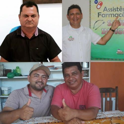 Pesquisa define chapa de oposição na cidade de Barreirinha na eleição 2020