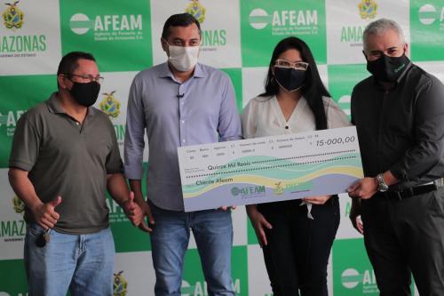Wilson Lima destaca marca histórica de R$ 50 milhões em Crédito Emergencial pela Afeam