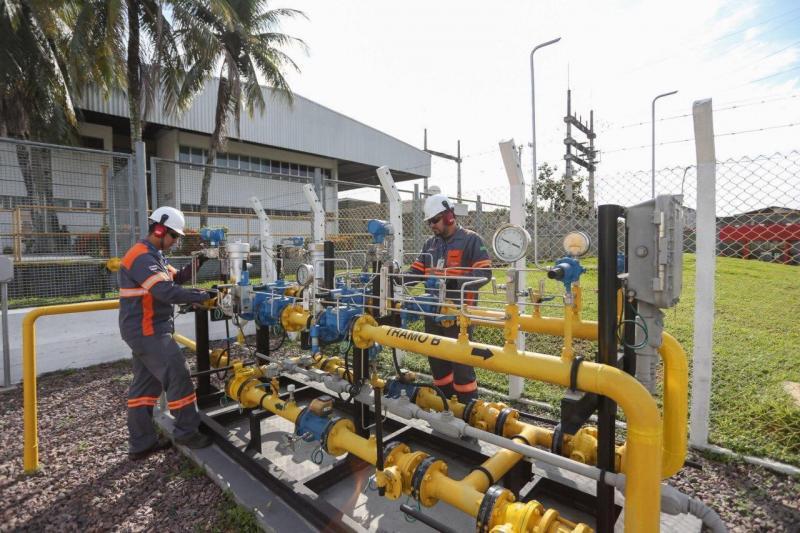 Gás natural atende a demanda do PIM com tarifa competitiva em nível nacional