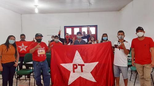 PT quer candidato próprio e lança José Pereira na disputa em Barreirinha na eleição 2020