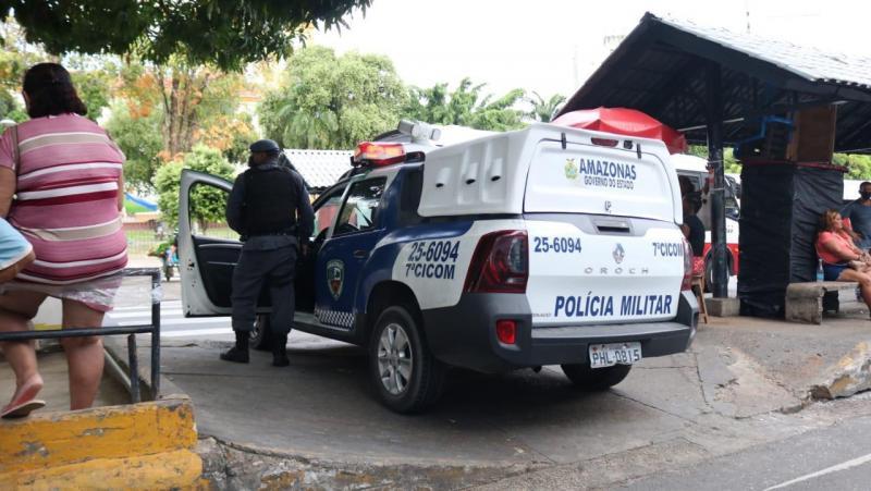 Operação aborda 22 suspeitos de roubos e furtos no Centro e PC orienta vítimas a procurar delegacia