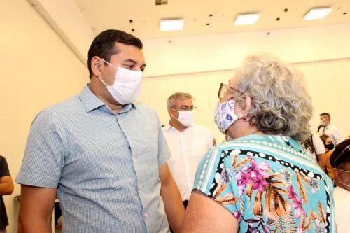 Wilson Lima acompanha pagamento de indenizações e destaca retomada de obras do Prosamim