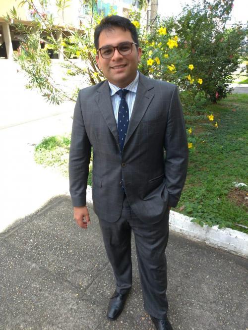 Netão Cardoso vai disputar vaga na Câmara de Parintins 2020