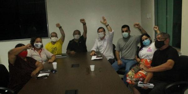 PT e PSOL unidos em prol a José Ricardo prefeito de Manaus