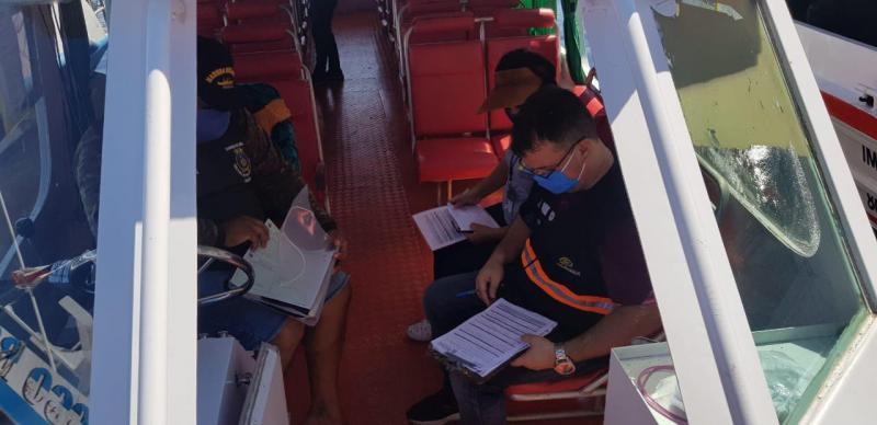 Descumprimento de normas pode ensejar multa de até R$ 10 mil a donos de embarcações