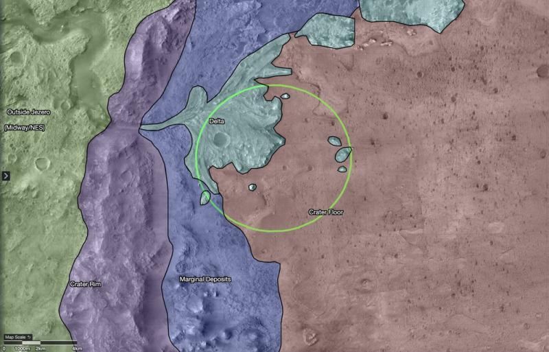 Nasa lança missão para Marte em busca de vida em local que já foi um lago há bilhões de anos
