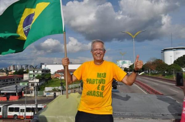 Direita do Amazonas declara apoio a Romero Reis pré candidato a prefeito de Manaus
