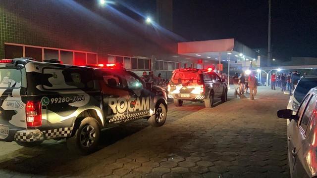 Policial é baleado ao reagir a tentativa de assalto em Manaus; suspeito foi linchado por testemunhas