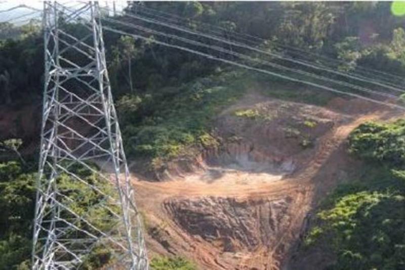 Garimpo ilegal na Amazônia ameaça romper maior linhão de energia do País