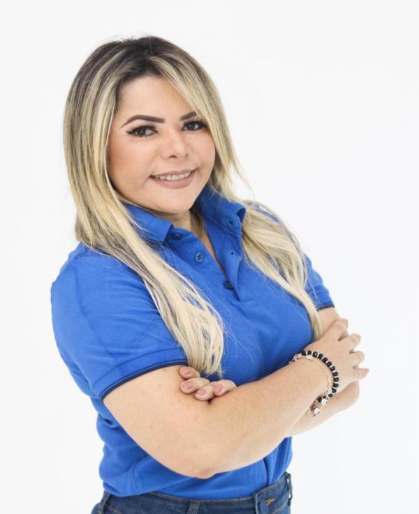 Marina Pandolfo lança pré-candidatura à prefeitura de Nhamundá e confirma apoio de Nene Machado