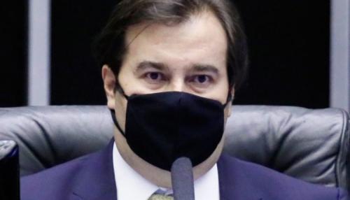 """Maia descarta impeachment de Bolsonaro: """"Não vejo nenhum crime"""""""