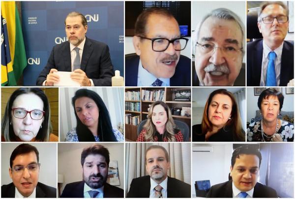 CNJ considera legal e legítimo ato do desembargador Chalub que nomeou João Simões para diretor da Esmam
