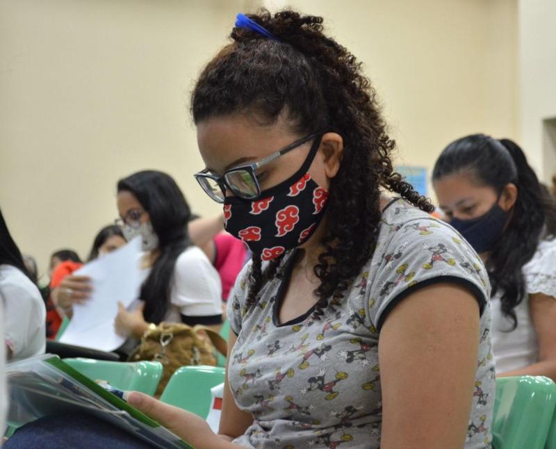 Voluntários da área da saúde atuarão nas escolas estaduais de Manaus na volta às aulas
