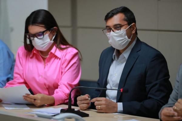 Wilson Lima anuncia delegacia de combate à corrupção