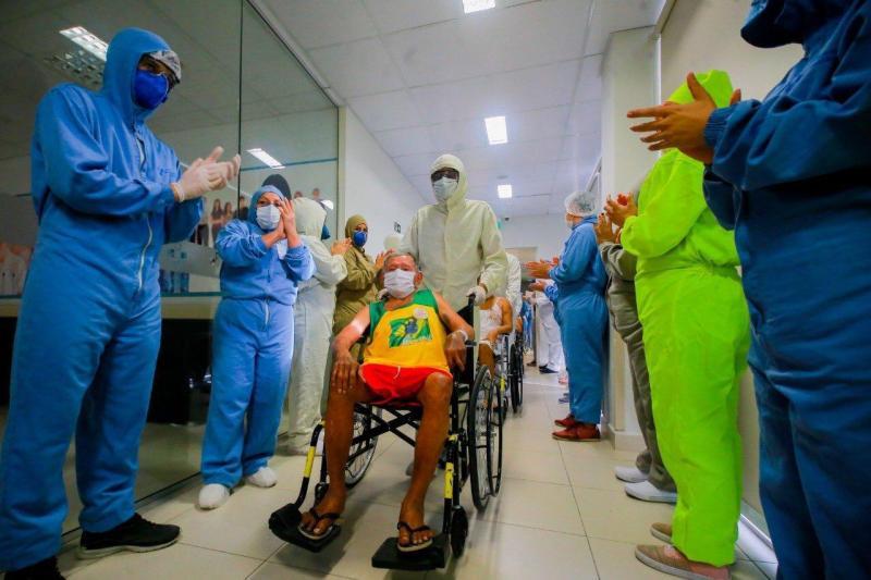 Amazonas tem 89.651 pessoas recuperadas da Covid-19 nesta sexta-feira (07/08)