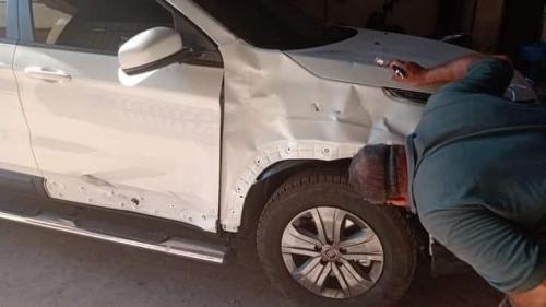 URGENTE: Condutor da 'Toro' que matou atleta Erickson é Gilberto Silveira, apresentou-se a Polícia Civil, foi liberado e vai responder por homicídio culposo