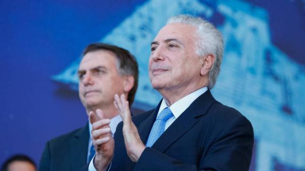 Coluna do Alexandre Garcia: Temer recebeu um convite justo de Bolsonaro de chefiar nossa missão humanitária no Líbano