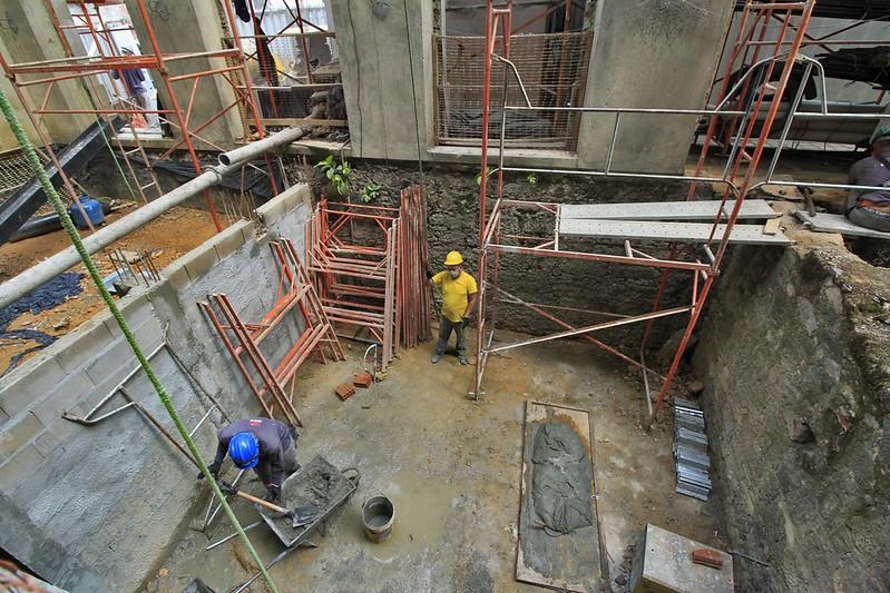 Marco do Polo Digital de Manaus, o Casarão de Inovação entra em fase final da obra de restauro