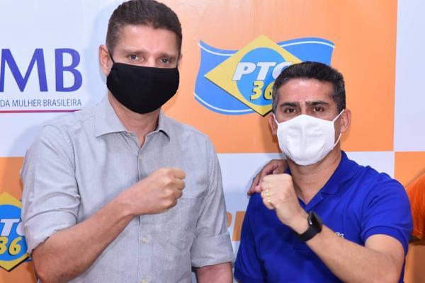 David Almeida e Marcos Rotta vão disputar unidos a prefeitura de Manaus