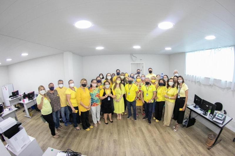 'Setembro Amarelo' movimenta instituições do Governo do Estado em torno da prevenção ao suicídio