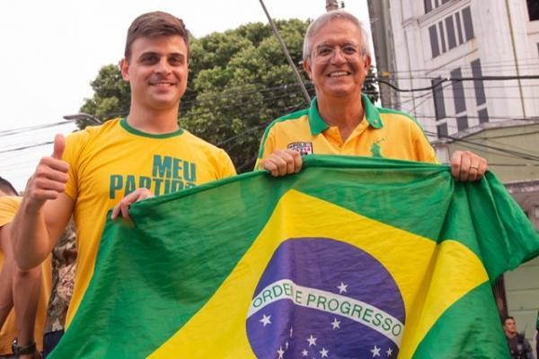 Partido Novo oficializa Romero Reis prefeito de Manaus