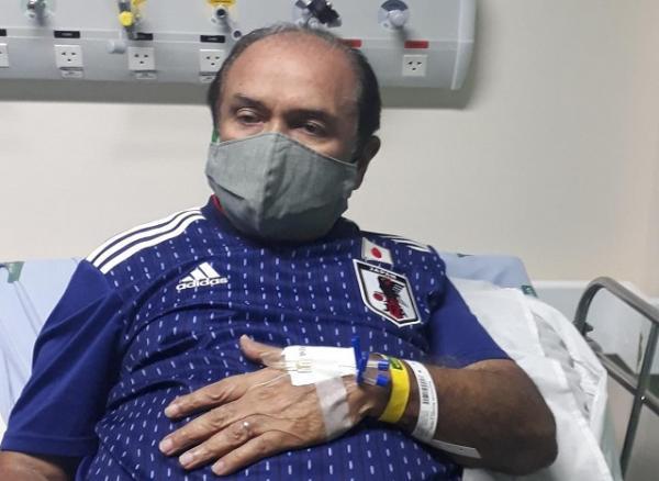 Nonato Lopes, pré-candidato a prefeito de Iranduba, morre de Coronavírus