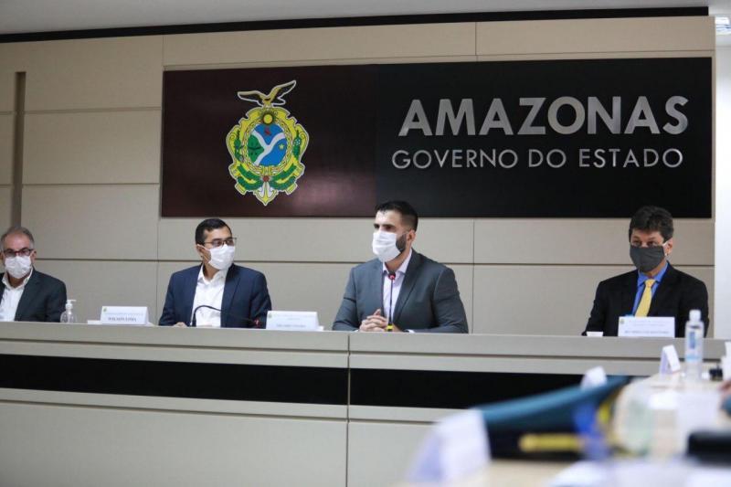 'Amazonas Mais Verde' integra órgãos que atuarão no controle do desmatamento e queimadas