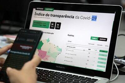 Manaus é nota 100 em transparência no combate à Covid-19