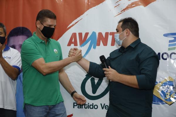 Partido Verde acompanha a chapa de David Almeida e Rotta