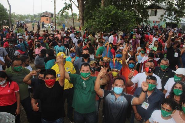 Luís Picanço prefeito e Fabrício Rocha vice para enfrentar Glênio e Ridson