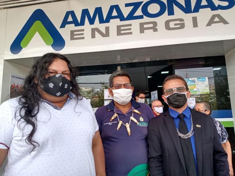 FEI solicita regularização de energia e tarifa social para a comunidade Nações Indígenas