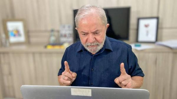 70% dos brasileiros não querem Lula candidato em 2022, diz pesquisa