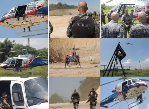 Criminosos produziram violência em Nova Olinda e não ação da PM, diz Nota da SSP-AM sobre matéria do Fantástico