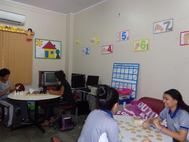 Acessibilidade na escola: rede estadual do AM investe em metodologia inovadora e inclusiva