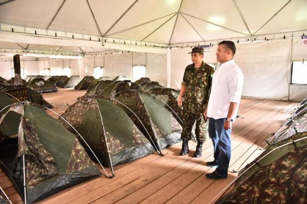 Josué afirma que visita de Mike Pompeo na Operação Acolhida demonstra prestígio e importância do Governo Bolsonaro com os Estados Unidos