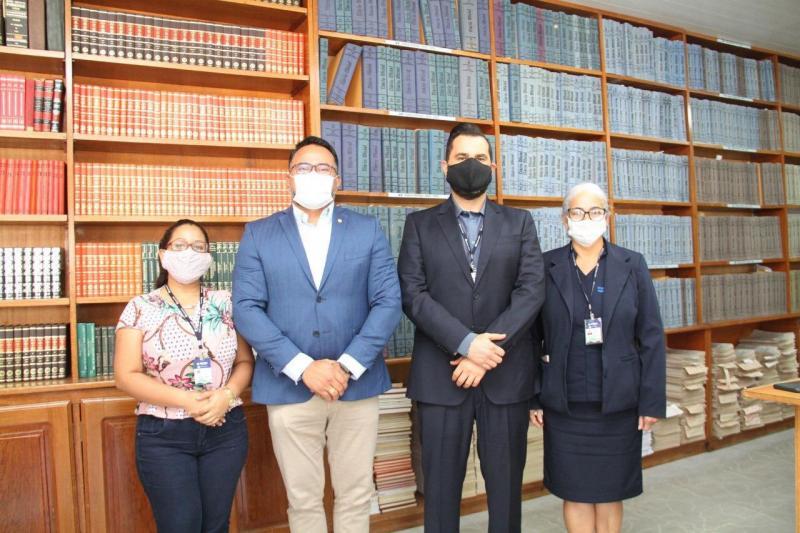 Imprensa Oficial e Aadesam firmam parceria para projeto de digitalização de Diários Oficiais e serviços gráficos
