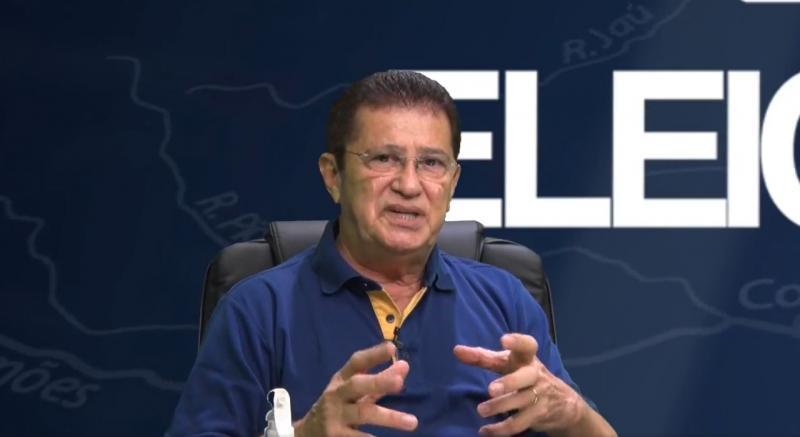 Alfredo diz que será a continuidade das ações que foram feitas em Manaus por Arthur Neto