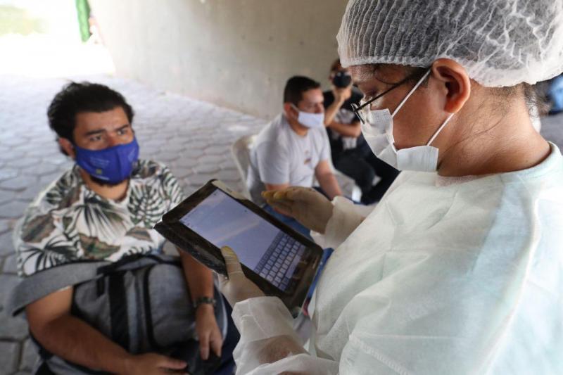 Amazonas registra 726 novos casos confirmados de Covid-19 na quarta-feira (23/09)