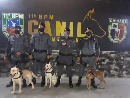 PMAM inaugura Canil Tupinambarana em Parintins