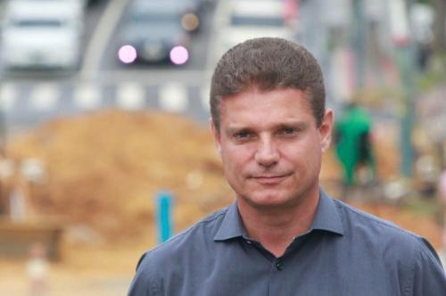 Fechado com David Almeida, Marcos Rotta foi o vice mais disputado dessa eleição