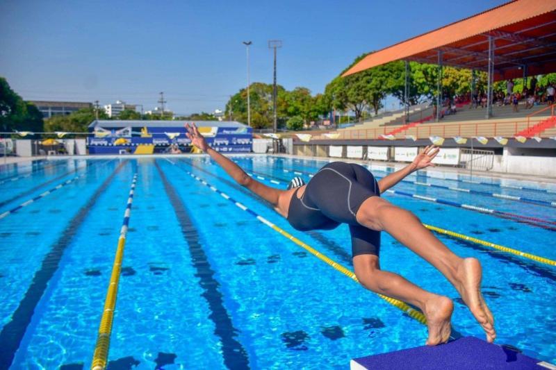 Troféu Jefferson Caldas Mascarenhas de natação acontece neste sábado (26/09), na Vila Olímpica