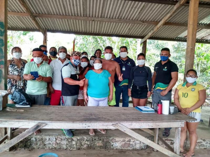 Fundação Estadual do Índio leva assistência jurídica a comunidades indígenas