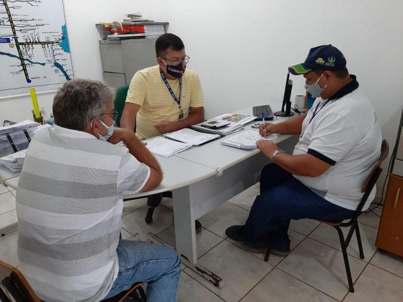 Idam intensifica elaboração de projetos de crédito rural durante a 42ª Expoagro