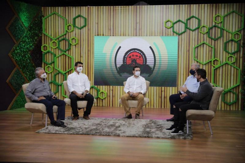 Expoagro Digital: maior feira agropecuária virtual de agronegócio do AM iniciou nesta segunda-feira (28/09)