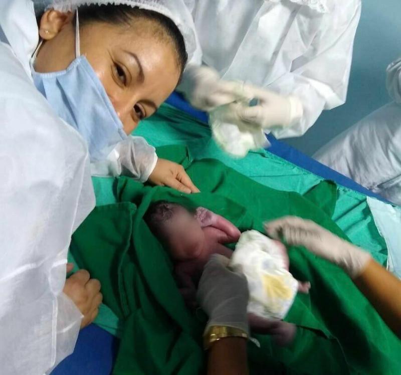 Equipe da UPA José Rodrigues realiza parto inesperado de jovem