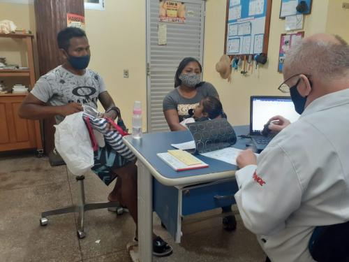 Prefeitura de Parintins promove 162 consultas com médicos especialistas no final de semana