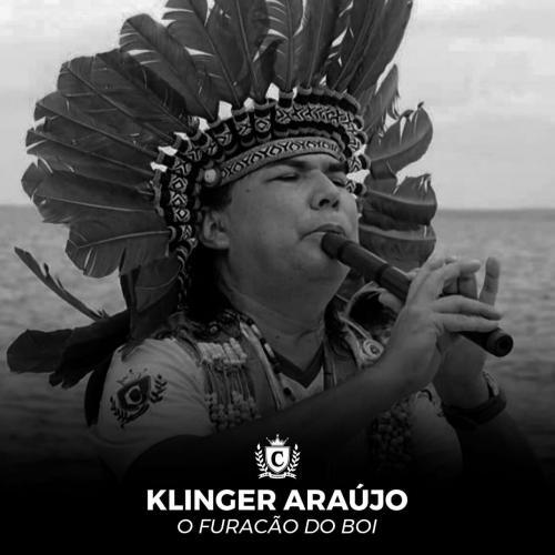 Caprichoso lamenta morte de Klinger Araújo