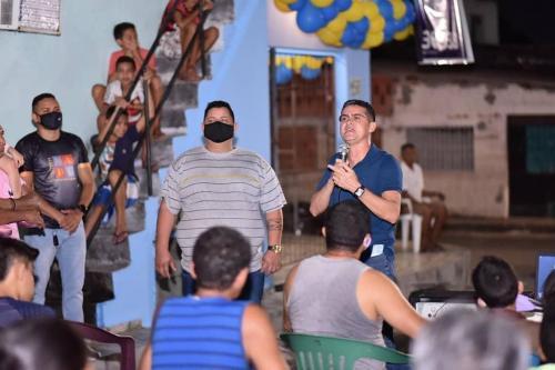 David Almeida dará atenção especial aos bairros mais pobres de Manaus