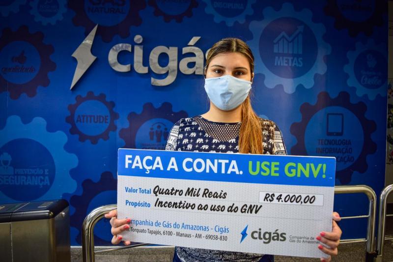 Campanha 'Faça a Conta. Use GNV!' resultou em 250 conversões de veículos